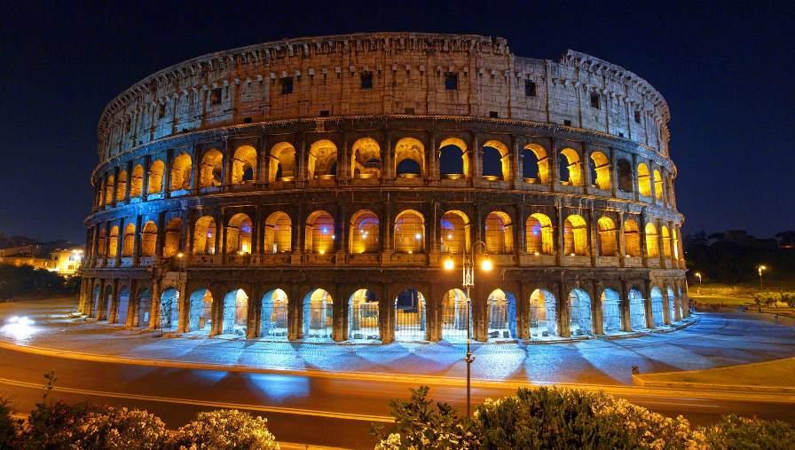 Самые красивые места Италии, Колизей