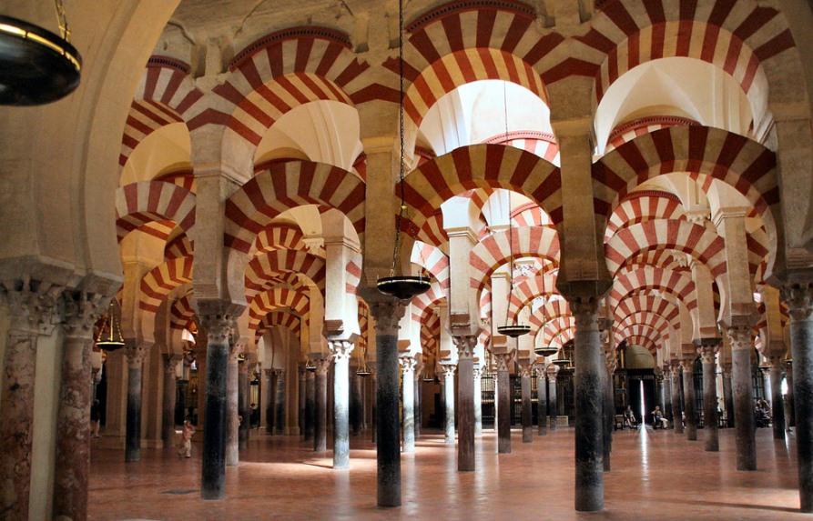 Самые красивые места Испании, Кордовская соборная мечеть