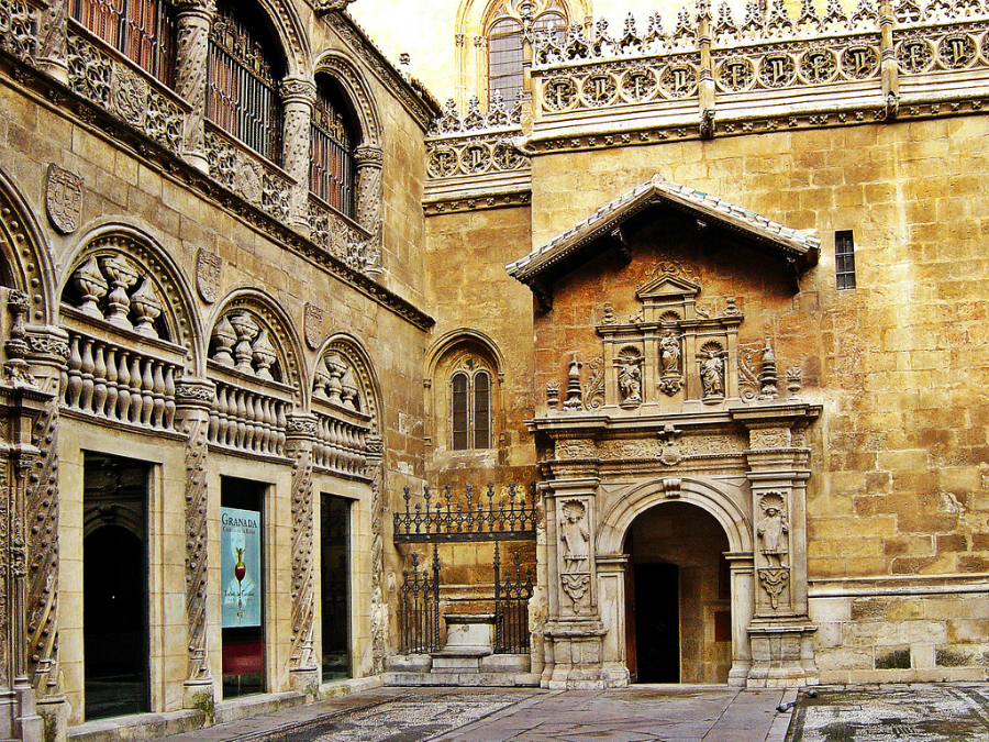 Достопримечательности Испании, Гранада