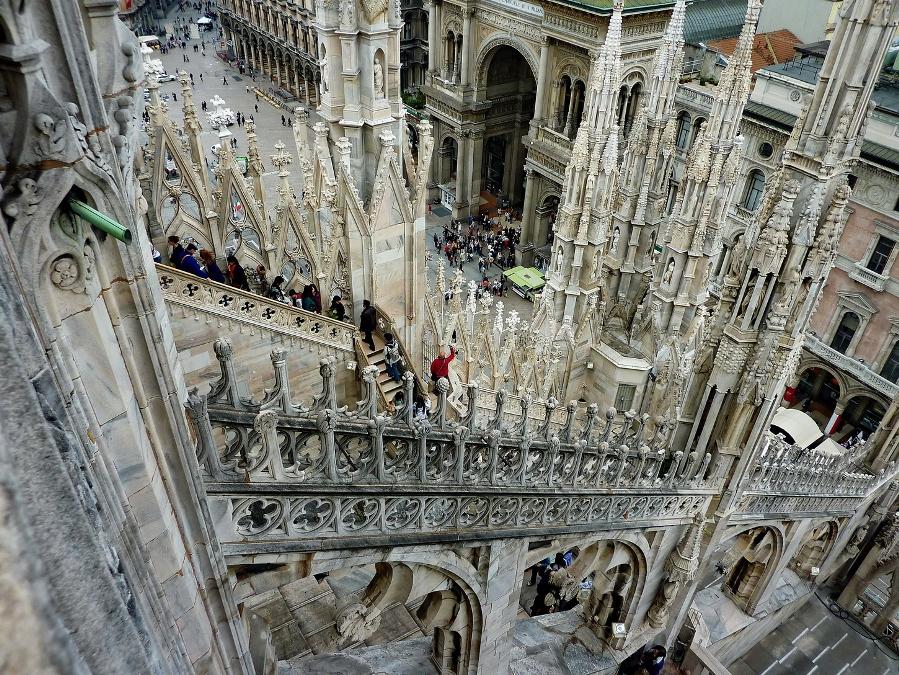 Самые красивые места Италии, Миланский собор