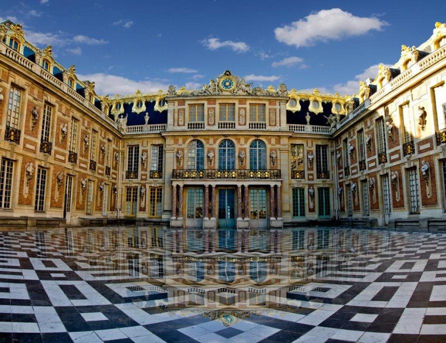 Самые красивые места Франции, Версаль