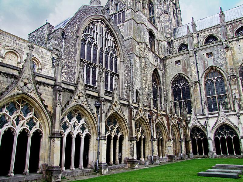 Достопримечательности Великобритании. Кентерберийский собор
