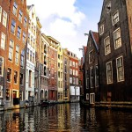 Достопримечательности Нидерландов, каналы Амстердама