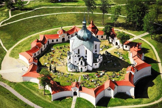 Памятники культурного наследия Чехии, Церковь Яна Непомуцкого