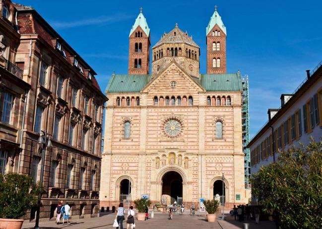 Объекты всемирного наследия ЮНЕСКО, Шпайерский собор в Германии
