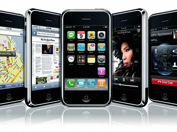 в Европе растут продажи смартфонов