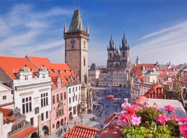 Как выбрать гостиницу в Праге