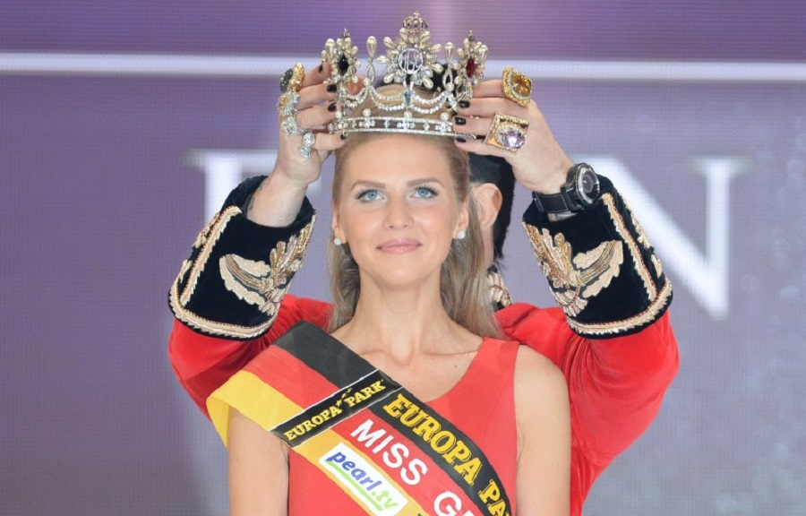 Wahl Miss Germany 2015