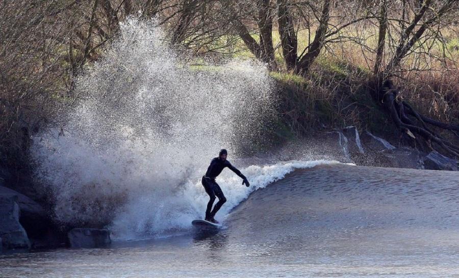 Река Северн, Англия