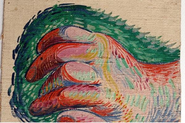 Одна из неизвестных картин Пикассо