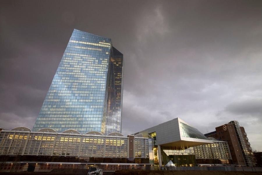 Новый офис Европейского центрального банка
