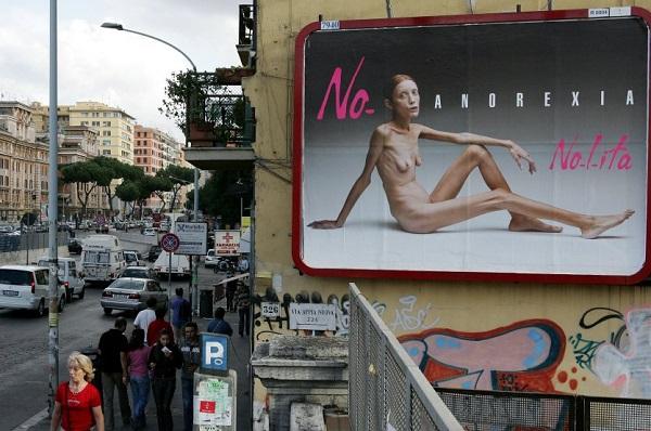 Франция против чрезмерно худых моделей