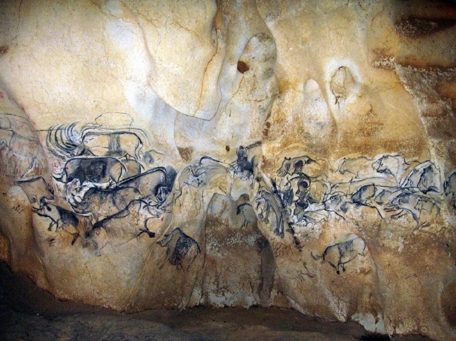 Копия пещеры Шове