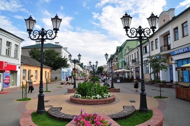 Достопримечательности Белоруссии, Брест