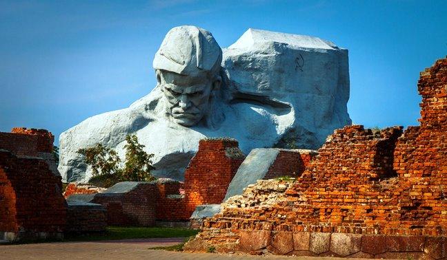 Достопримечательности Белоруссии, Брестская крепость