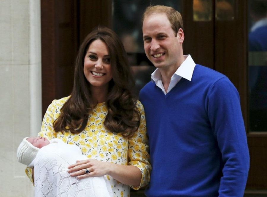 Рождение принцессы