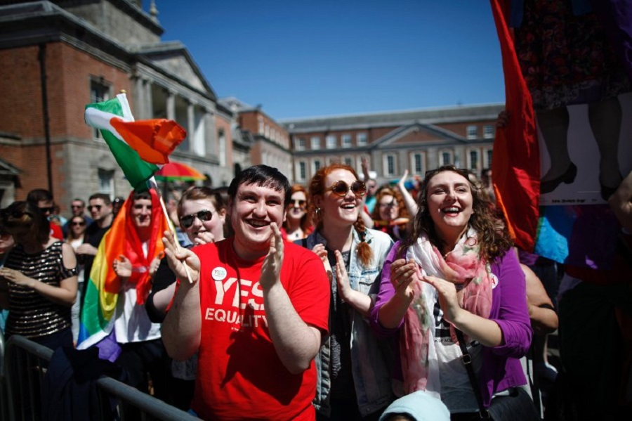Ирландия отказывается от традиционных ценностей
