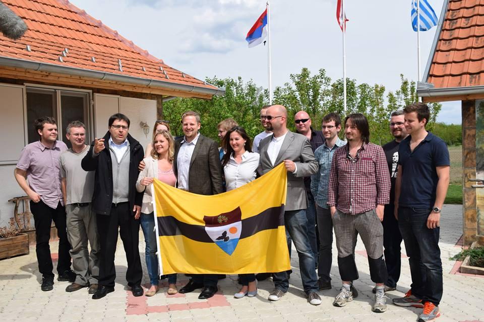 Либерландия - новая европейская страна?