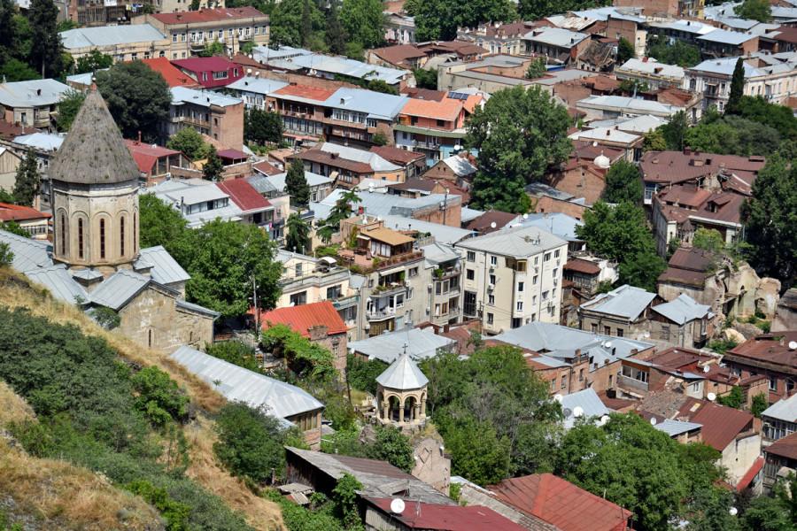 Храм Норашен и старый город