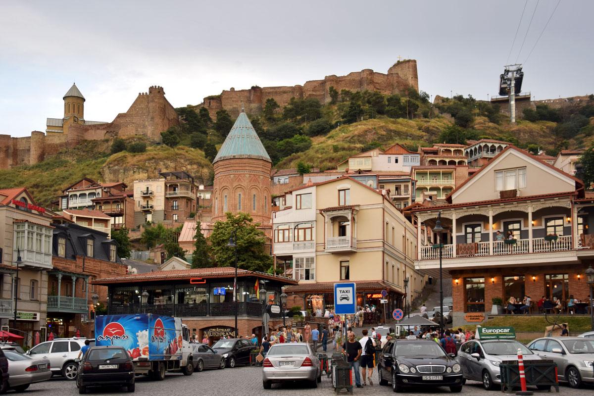 Тбилисский Майдан