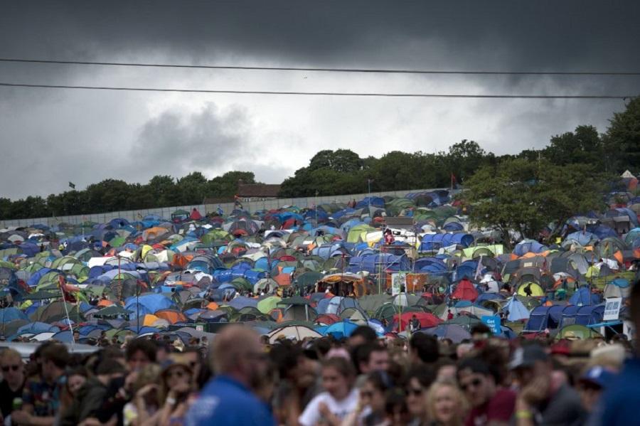 Фестивали в англии