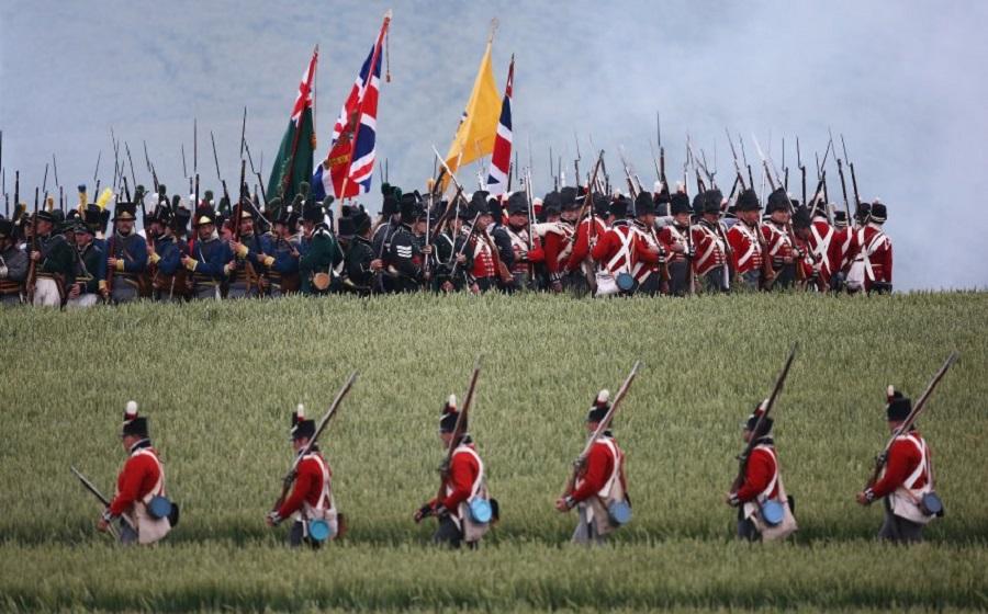 Битва при Ватерлоо