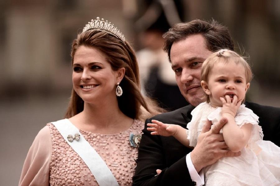 Королевская свадьба в Швеции