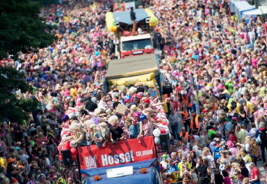 Фестиваль Schlagermove