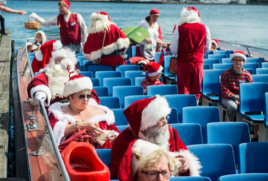 Конгресс Санта-Клаусов