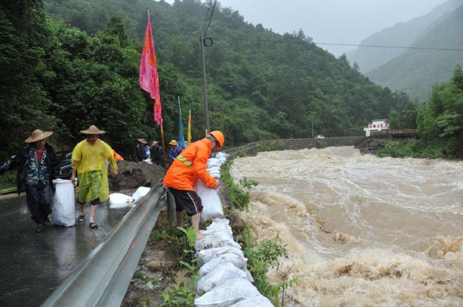 Тайфун Chan-Hom