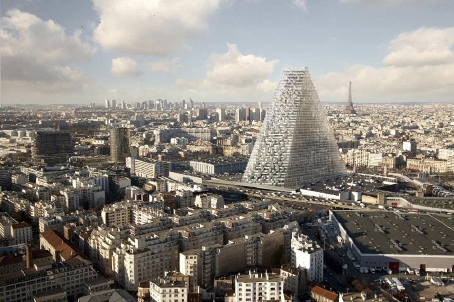 Башня Triangle