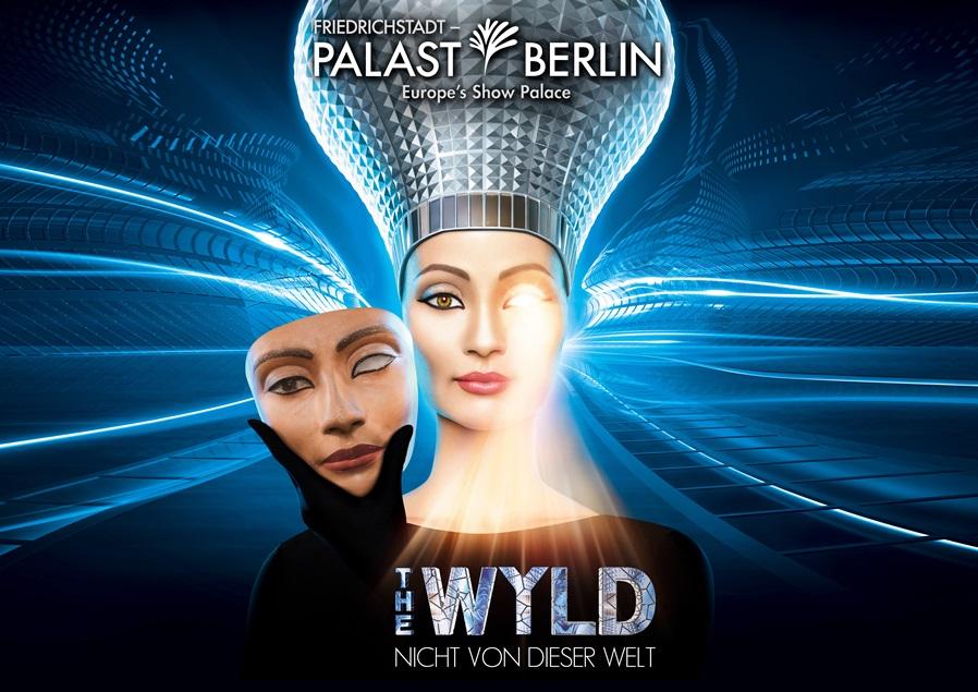 Развлечения в Европе. Шоу THE WYLD в Берлине