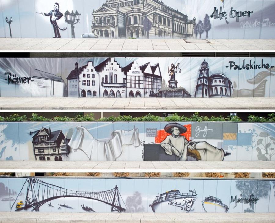 Стена Франкфурта
