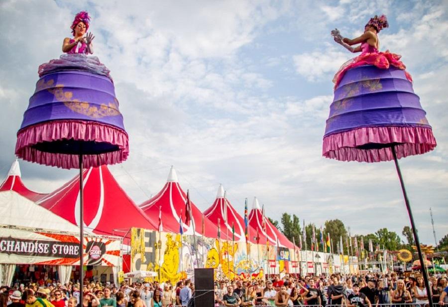 Фестиваль Sziget