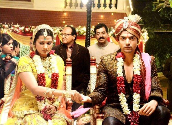 Сериал «Вторая свадьба/Punar Vivah»
