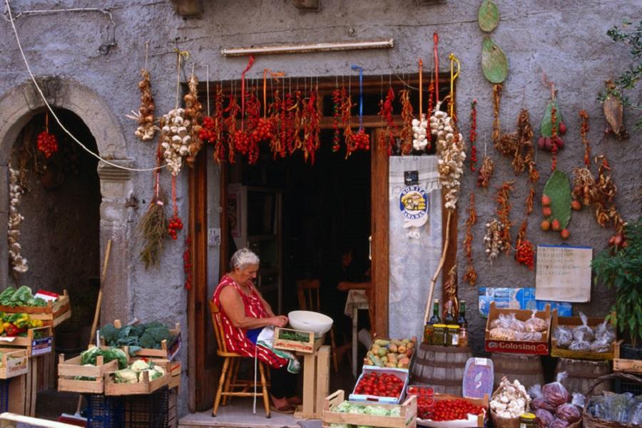 Сицилия (Италия) - место 7