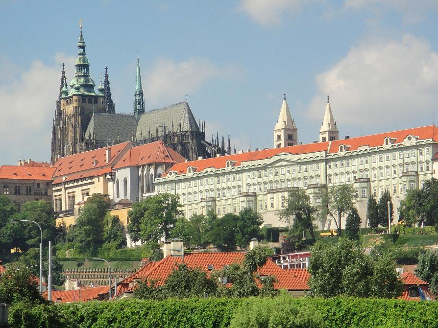 Главные достопримечательности Праги, Пражский Град