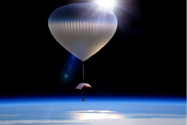 Такой шар поднимется на высоту 40 км