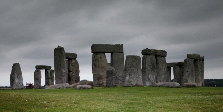 Stonehenge 3d scan