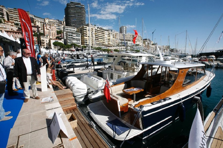 Яхт-шоу в Монако