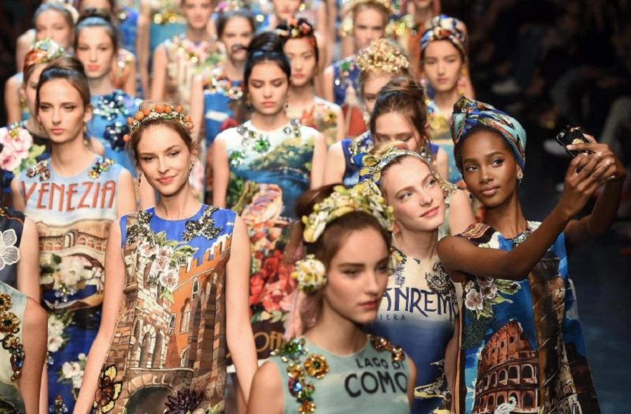 Шоу Dolce & Gabbana
