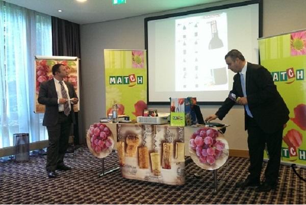 Ярмарка вина в Люксембурге