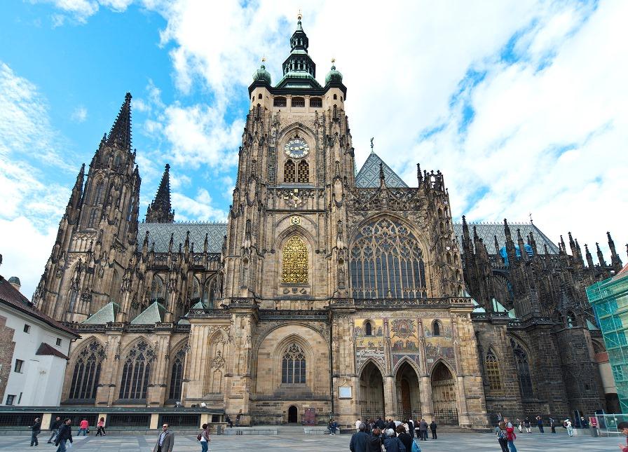 Главные достопримечательности Праги, Собор Святого Вита