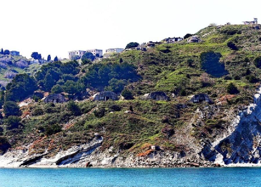 Остров Сазан