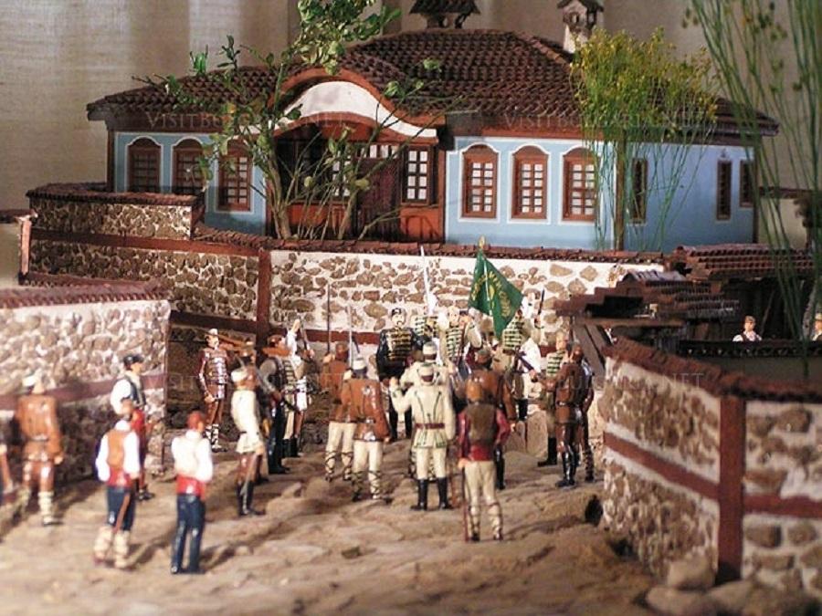 Болгария в миниатюре