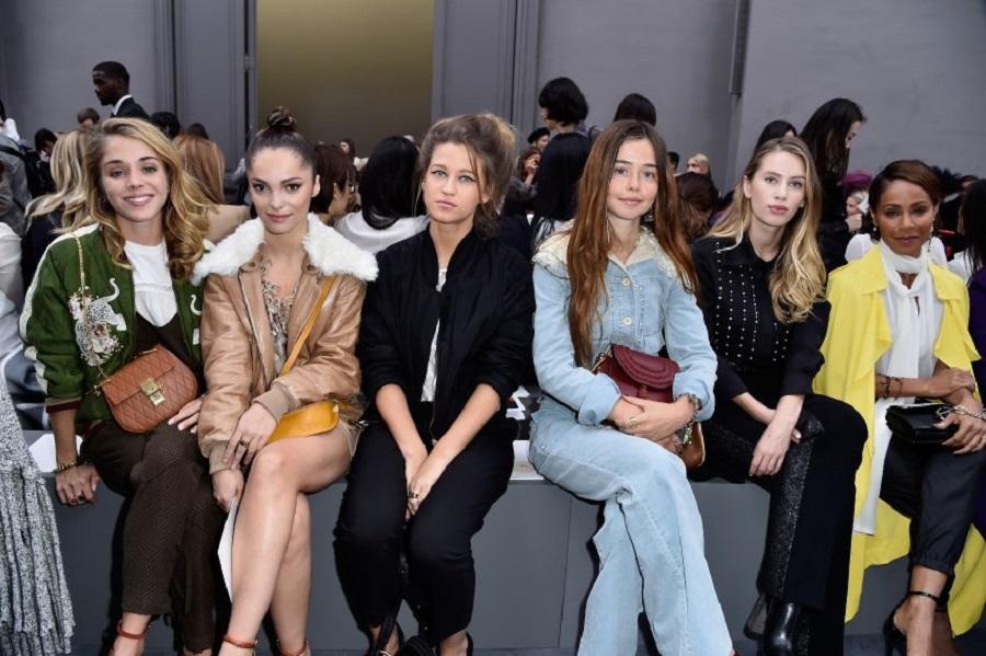 Неделя моды в Париже