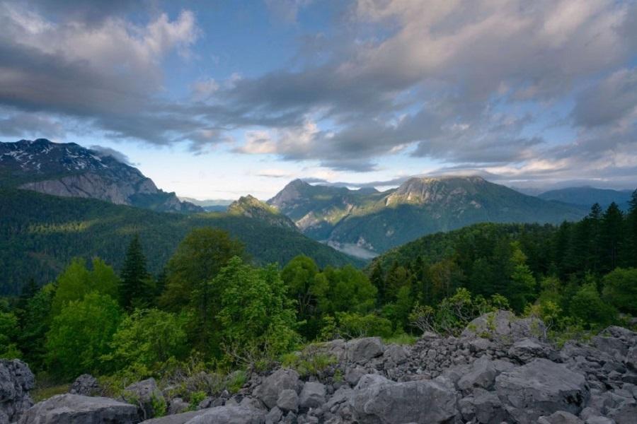 Национальный парк Сутьеска, Босния