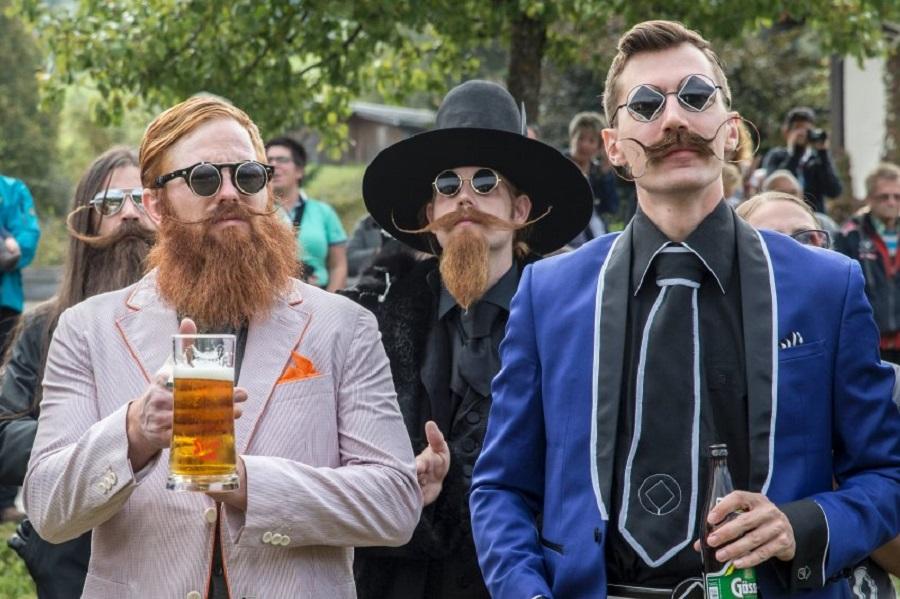 Чемпионат бородачей