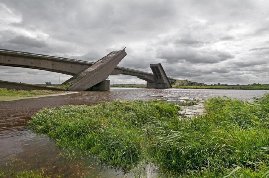 Заброшенные объекты в Европе