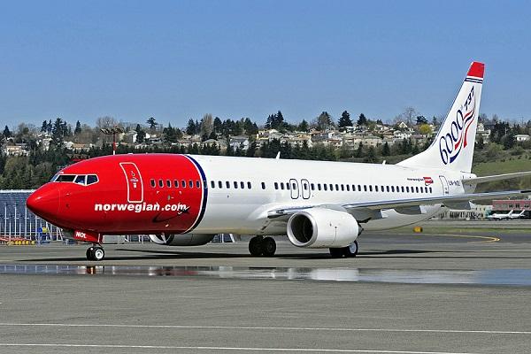 Norwegian Air Shuttle — самая «зеленая» авиакомпания